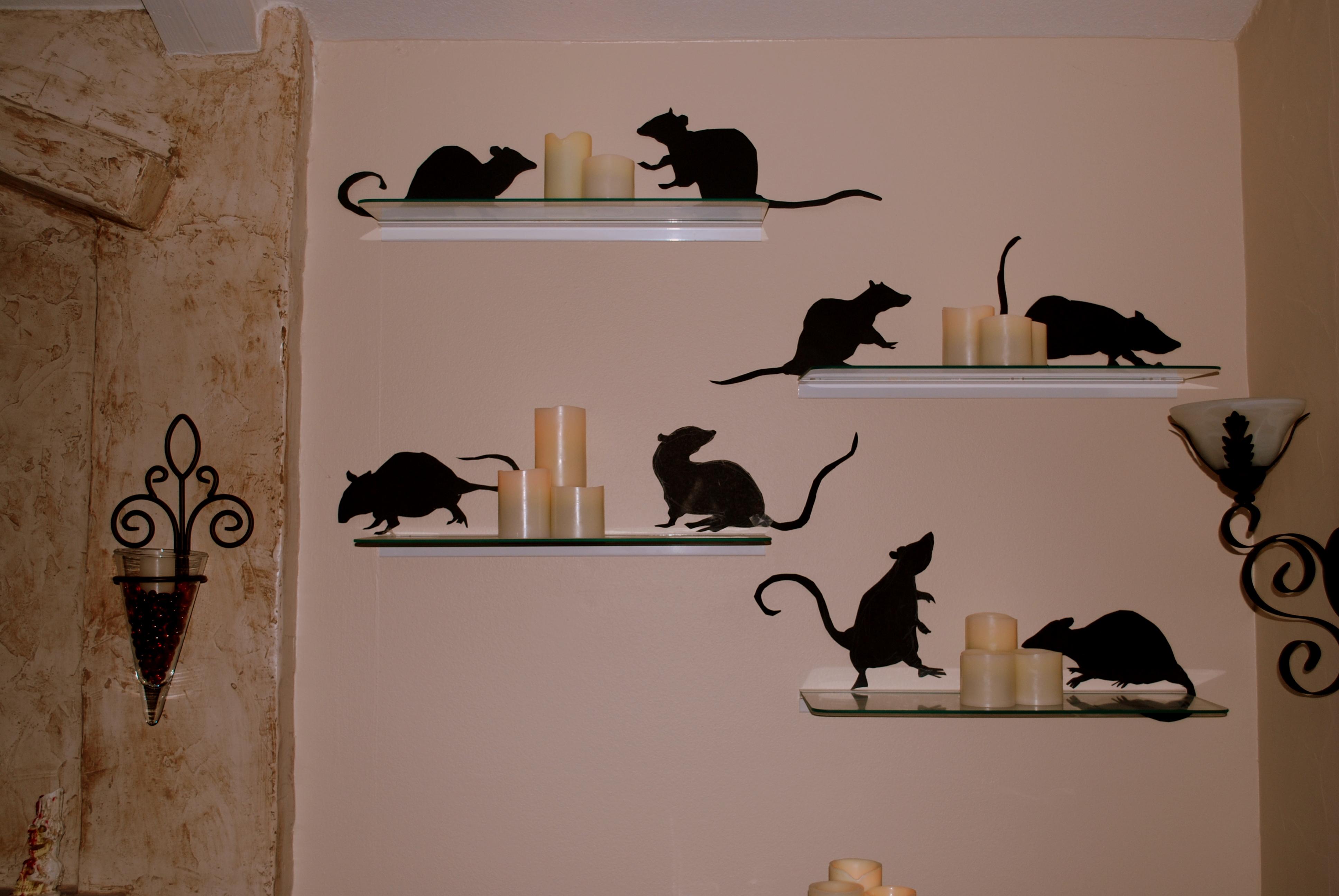 Rat clipart halloween #15