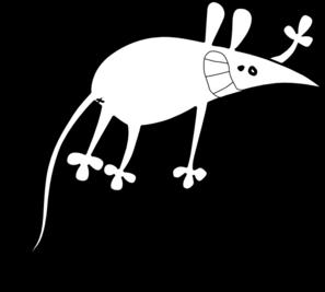 Rat clipart public domain #11