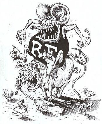 Rat Fink clipart Rat Fink Clipart  350x427