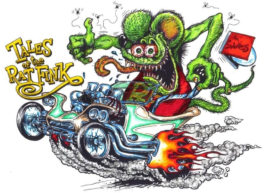 Rat Fink clipart Fink graphics graphics comments and