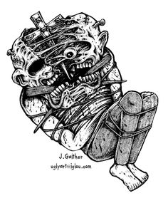 Rat Fink clipart black and white Cartoons and rat Rat Pinterest