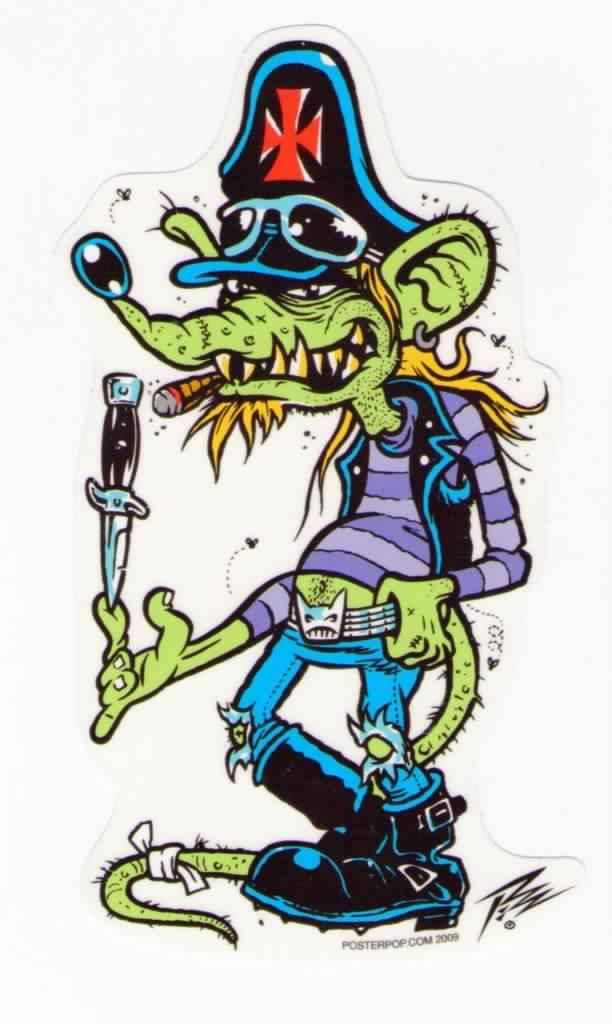 Rat Fink clipart brother rat Pin best on this Fink