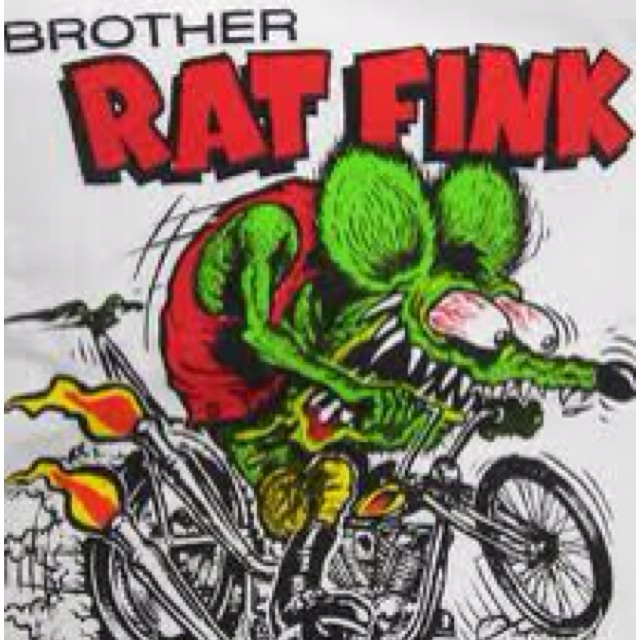 Rat Fink clipart brother rat 125 on about Fink Fink