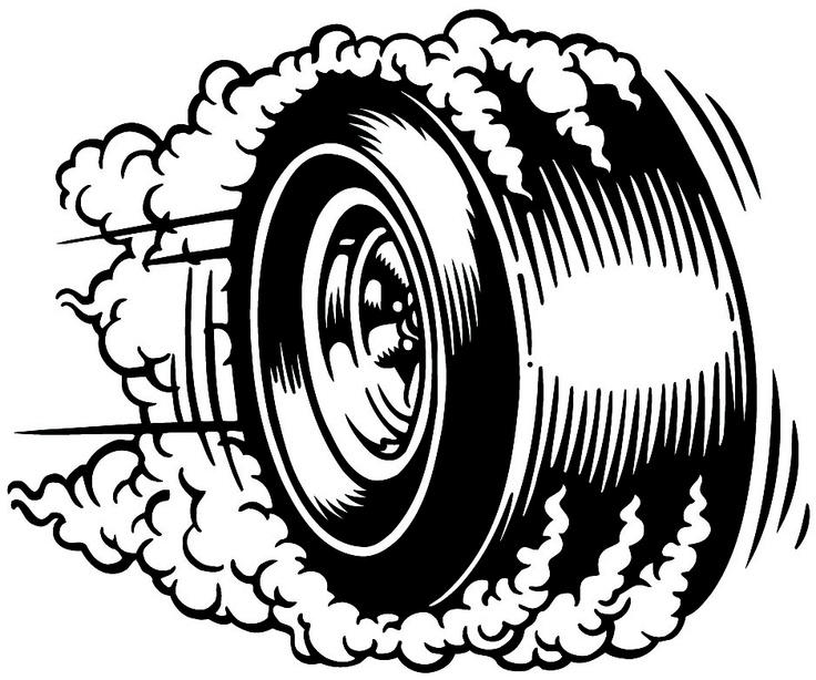 Drawn smoke tire Images Rat Smokey ☮ from