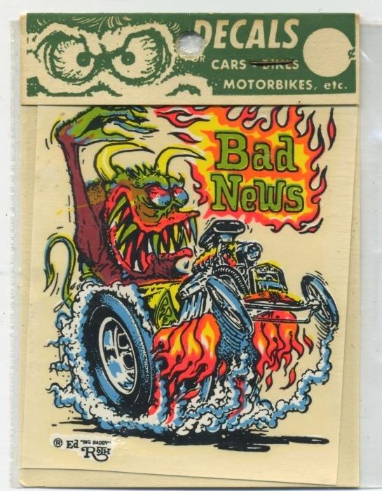 Rat Fink clipart car #14