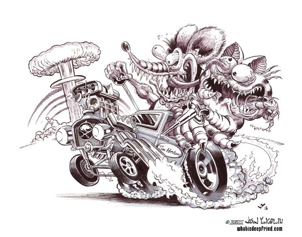 Rat Fink clipart casino 16 Search and  on