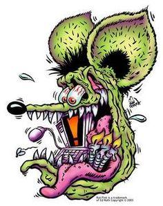 Rat Fink clipart casino Fink Rats Rat ARE Pinterest