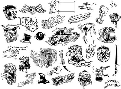 Rat Fink clipart coop On EYEBALLS best and Pin