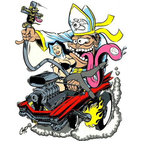 Rat Fink clipart coop Marco Rat Pin Fink by