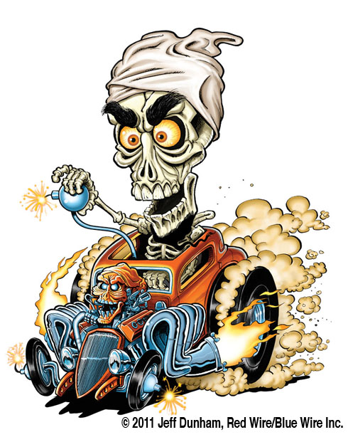 Rat Fink clipart dragster RATFINK DAP an Rat Simple