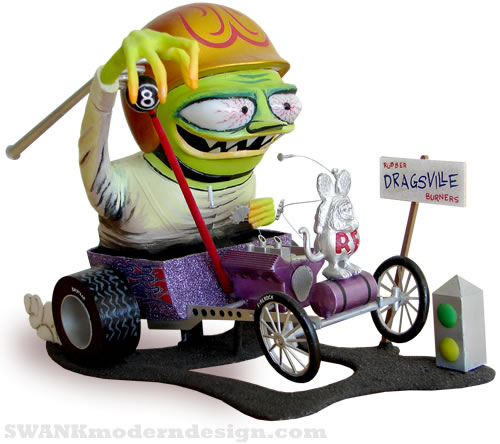 Rat Fink clipart dragster COOL! ohs ohs & Weird