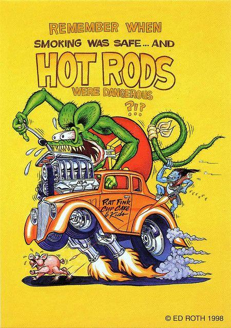 Rat Fink clipart hot rod This more Hot art images