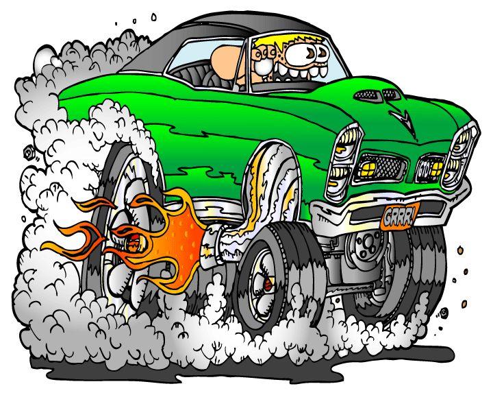 Rat Fink clipart hot rod Rods Rod Creekrat Cars Rat
