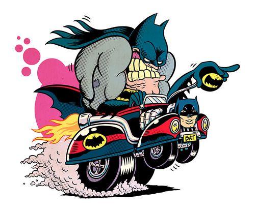 Rat Fink clipart las vegas About images Rat Batmobile Paco