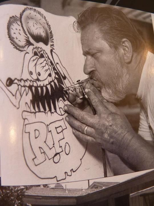 Rat Fink clipart las vegas / Roth Roth on this