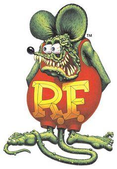 Rat Fink clipart las vegas Rod Hot and Fink! Fink