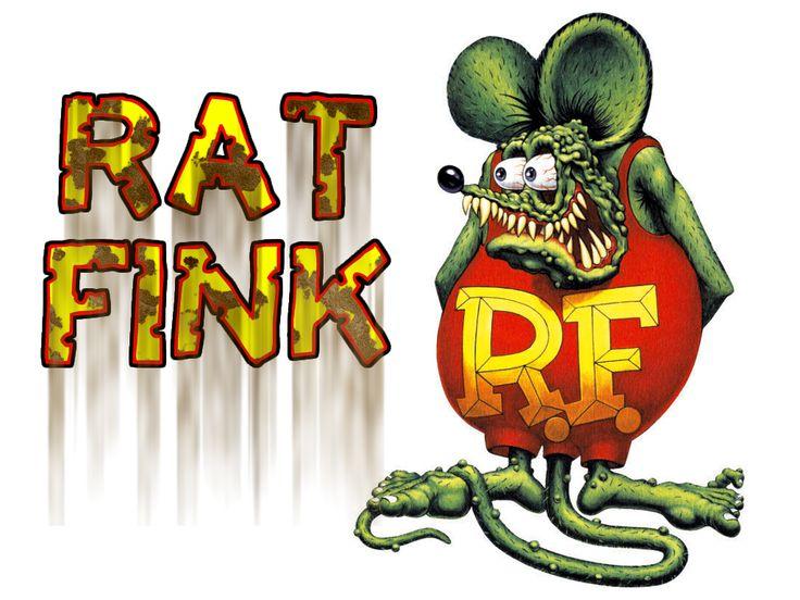 Rat Fink clipart las vegas Fink Rat 91 fink Google