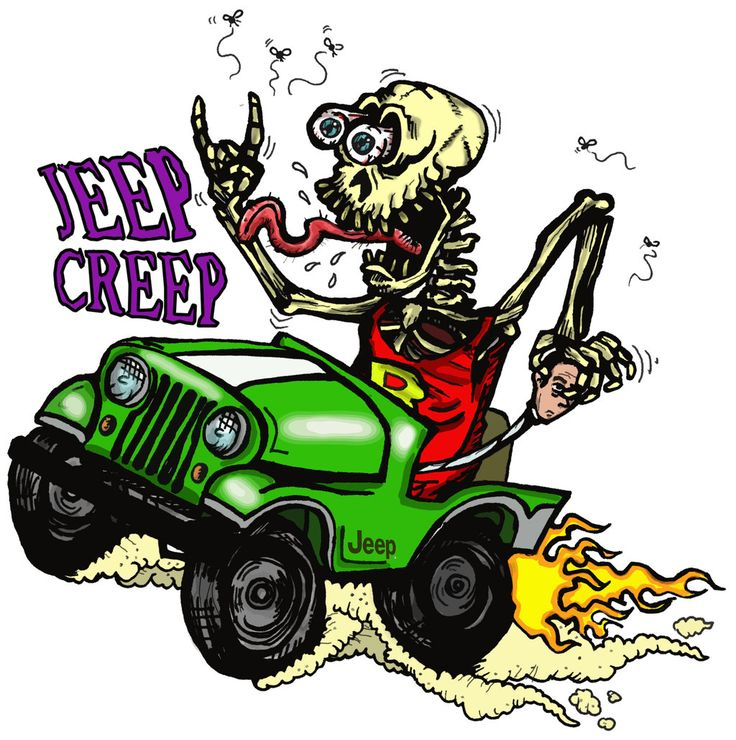 Rat Fink clipart mean Style Roth Cars on FINK