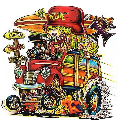 Rat Fink clipart pin stripe On images Pin Pinterest about