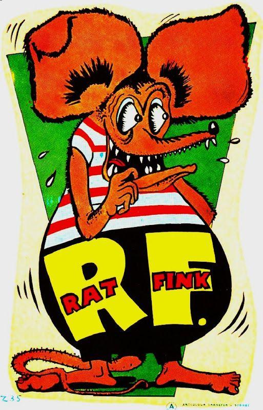 Rat Fink clipart psychobilly Ed images Roth! Fink! Rat