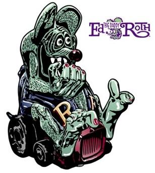 Drawn rat dap Concept Drawing Rat Fink Hot