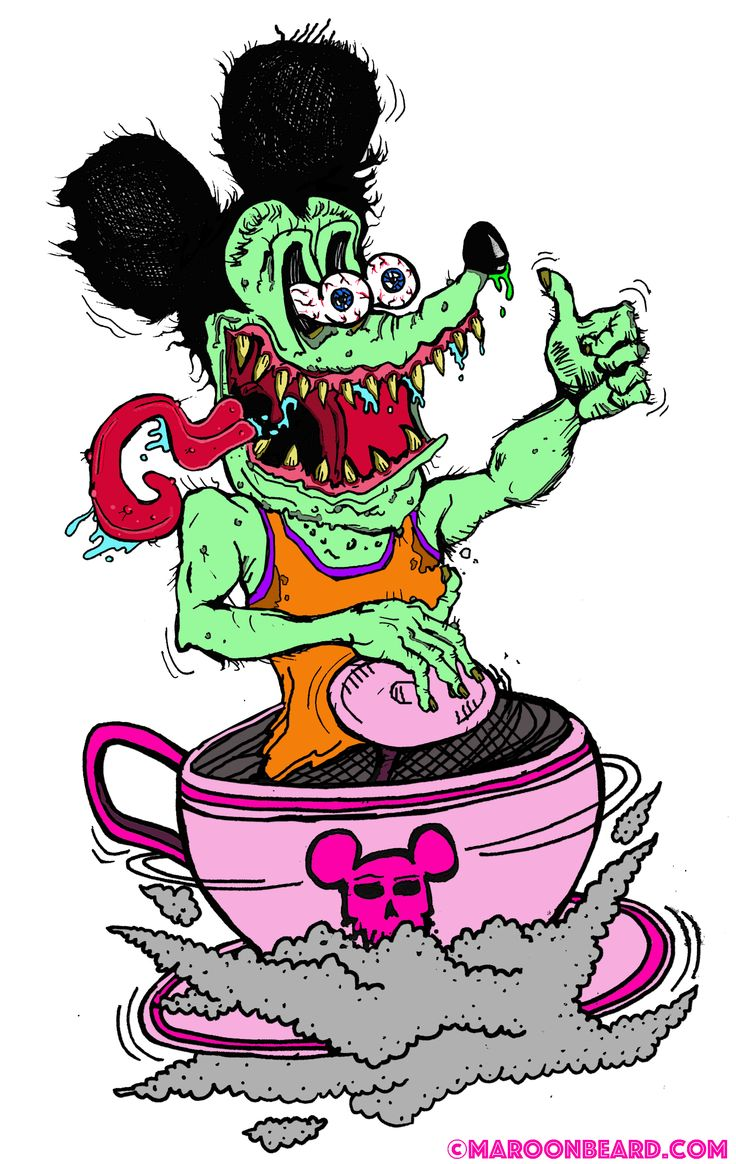 Rat Fink clipart small Fink the about Hatter's Best