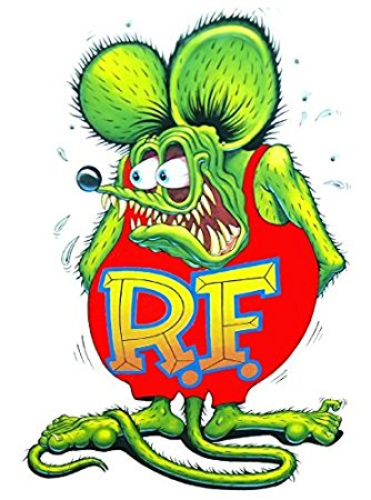 Rat Fink clipart small Free Free Rat From Amazon