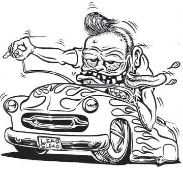 Rat Fink clipart tiki Art Rat Car 123 about