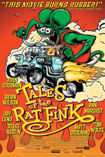 Rat Fink clipart vegas sign Rat on Roth! Rat Daddy