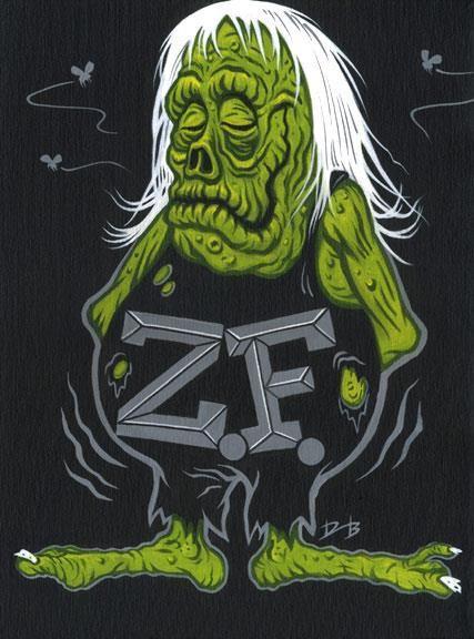 Rat Fink clipart zombie Etc