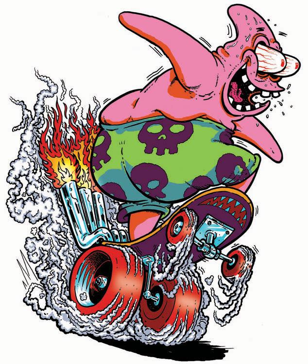 Rat Fink clipart zombie Rat Rat yourpalSmitty fink PATRICK
