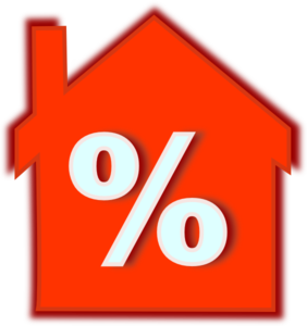 Rate clipart Clip Rate Interest Rate Home