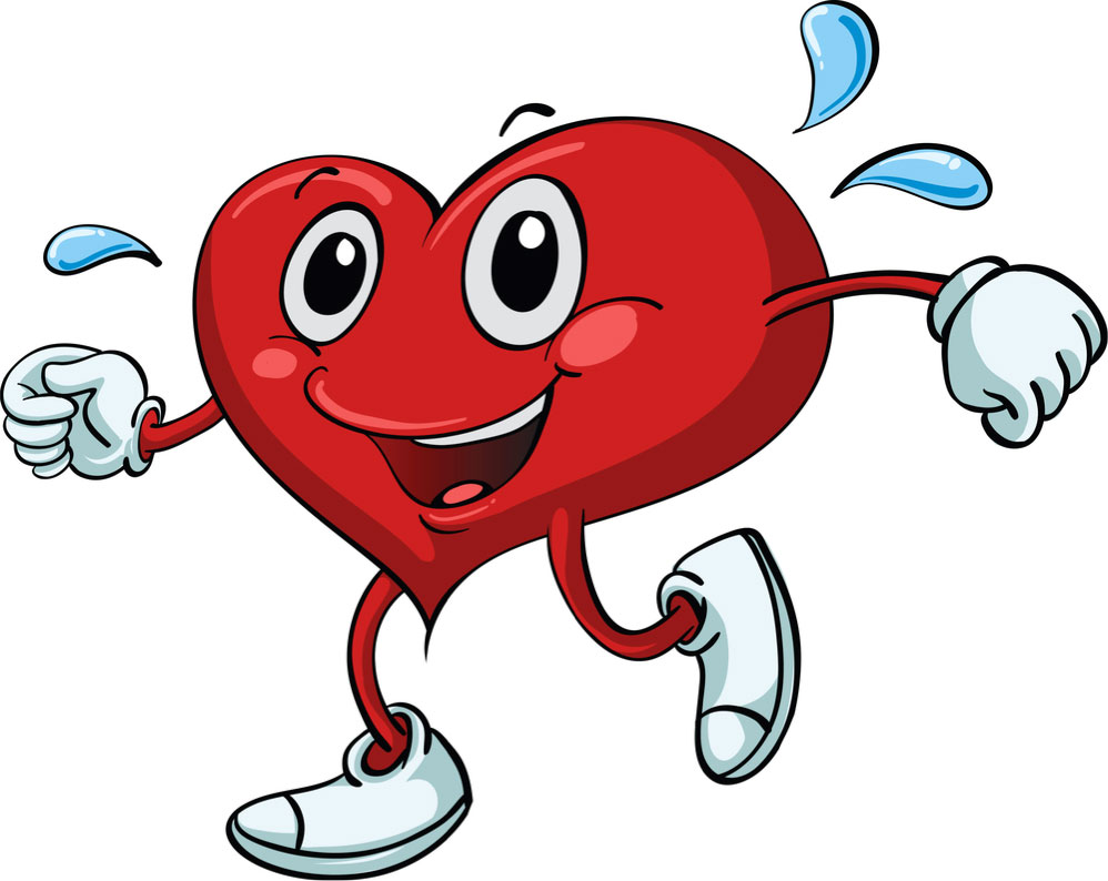 Beats clipart cardiorespiratory fitness Aerobic and Exercise What Aerobic
