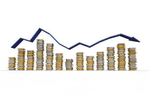 Rate clipart economic growth #15