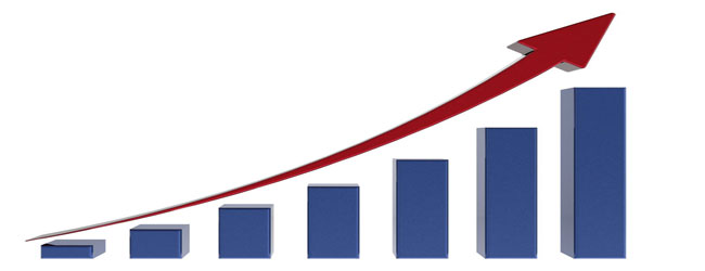 Rate clipart economic growth #13