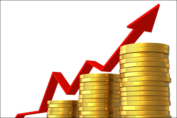 Rate clipart economic growth #2