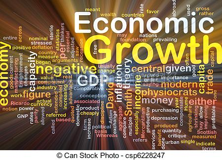 Rate clipart economic growth #5