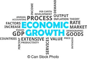 Rate clipart economic growth #11