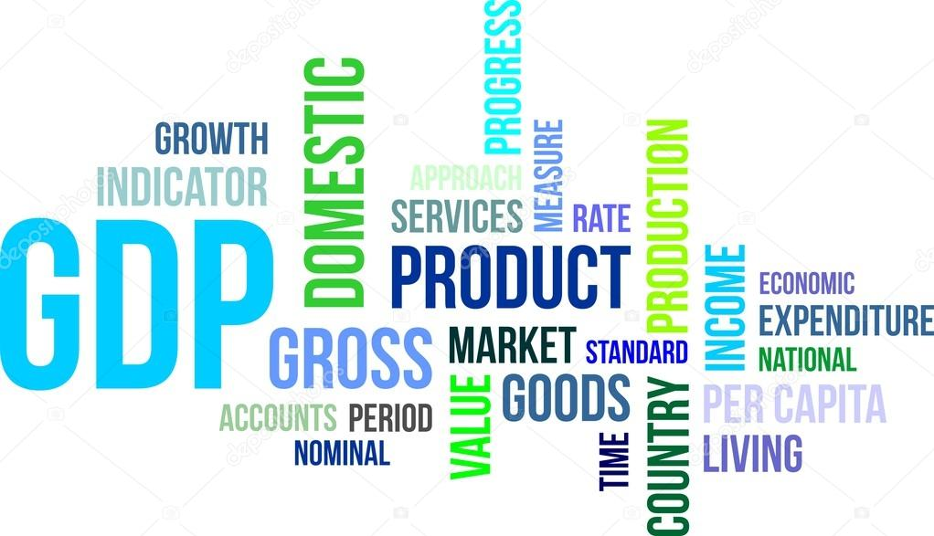 Rate clipart gdp #2