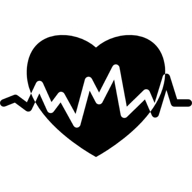 Rate clipart heart rhythm #9