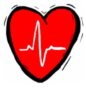 Rate clipart heart rhythm #12