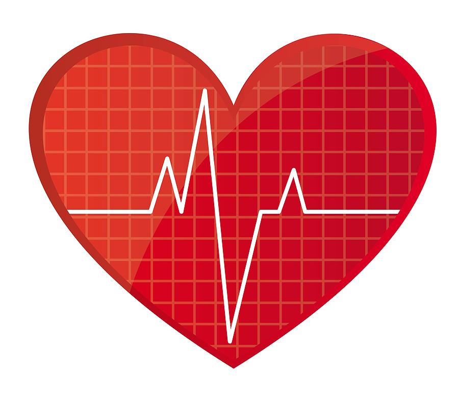 Rate clipart heart rhythm #11