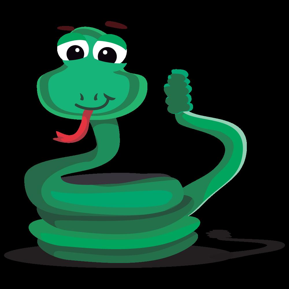 Rattlesnake clipart & a License Rattlesnake clip