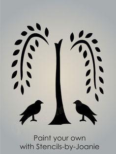 Raven clipart primitive #14