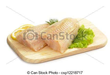 Raw clipart fish fillet Fish  Photography Photo csp12218717
