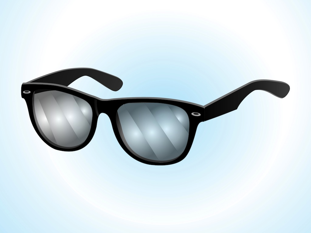 Ray Ban clipart The at red art ray