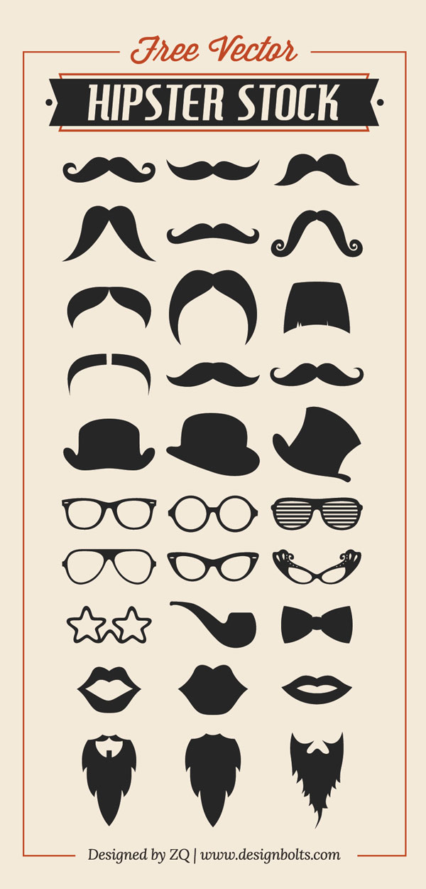 Drawn goggles Free Hat Vector mushaobizheng Stock
