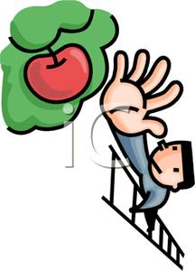Reach clipart Reach A Place Clipart For Man For Apple on