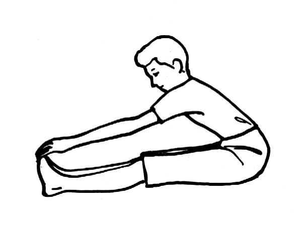 Reach clipart Stretch Clipart Your  The Miracle Exercices