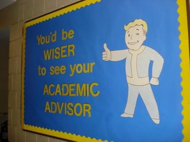Real World clipart academic advisor A Academic Success created I